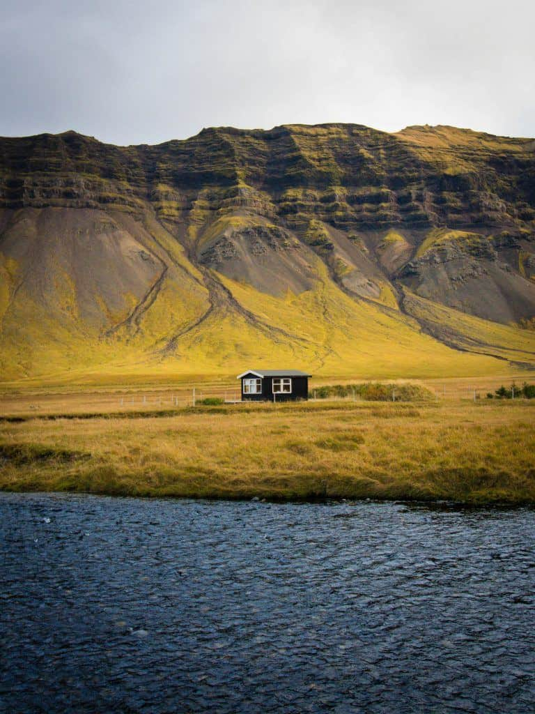 Cabin Envy in Iceland