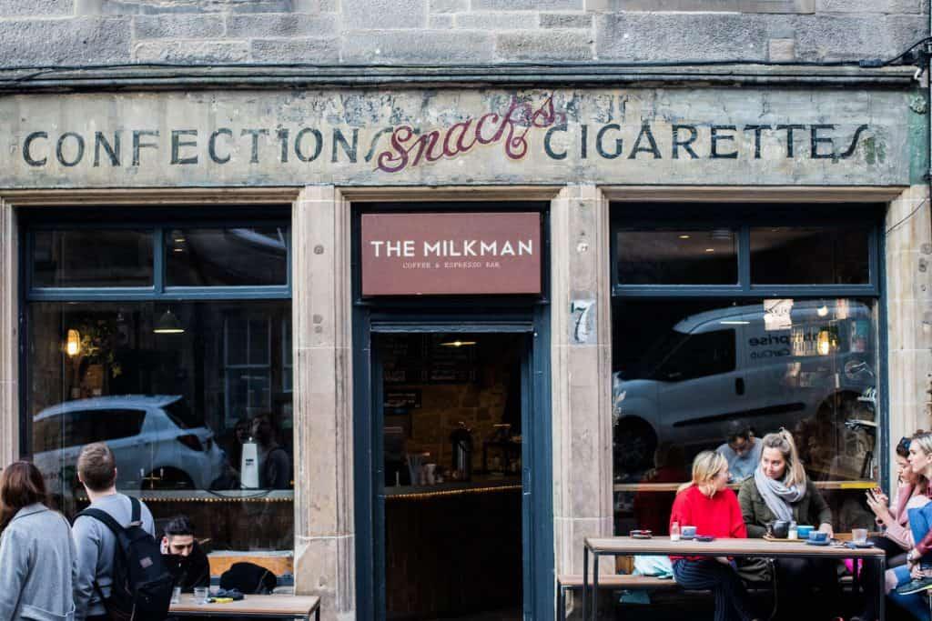 Milk Bar Edinburgh