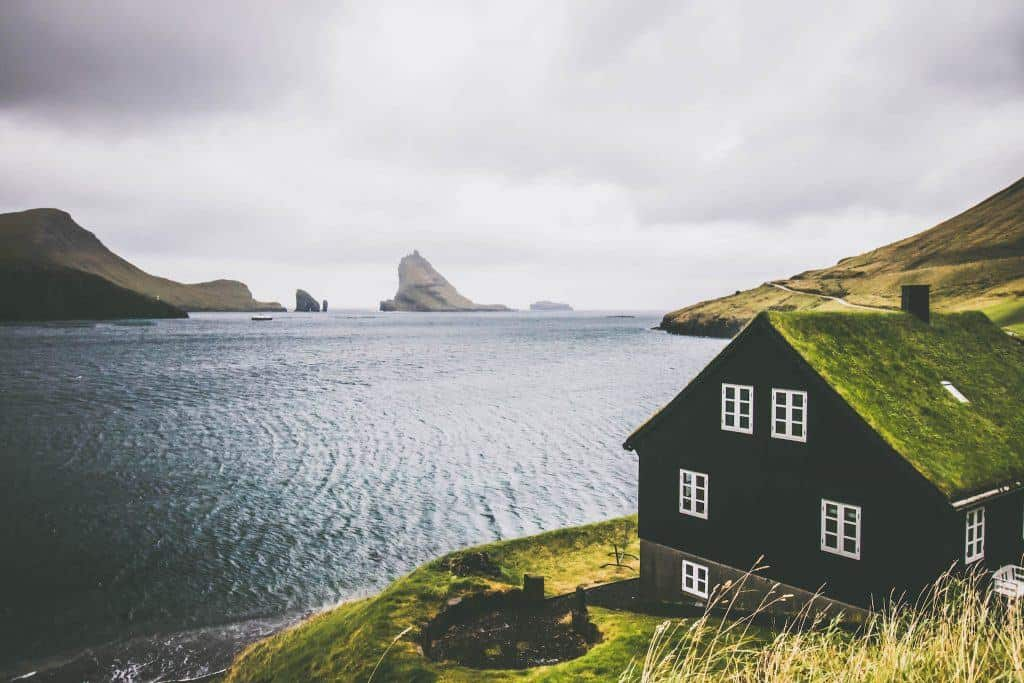 Faroe Islands homes