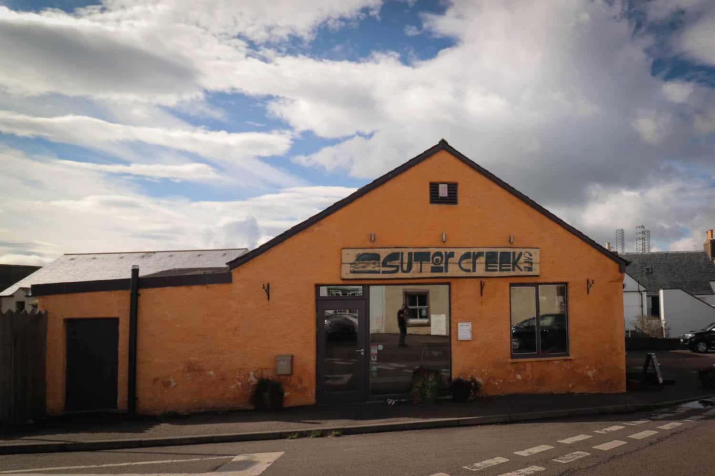 Sutor Creek Cafe Scottish Food