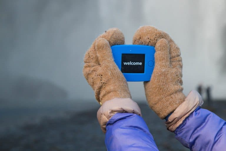 TEP Wireless Iceland