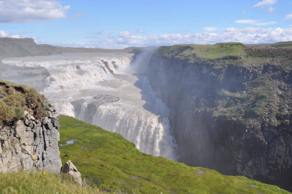 Gullfoss - Golden Circle Drive