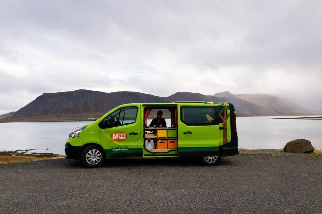Iceland Camper Van Ring Road Tips