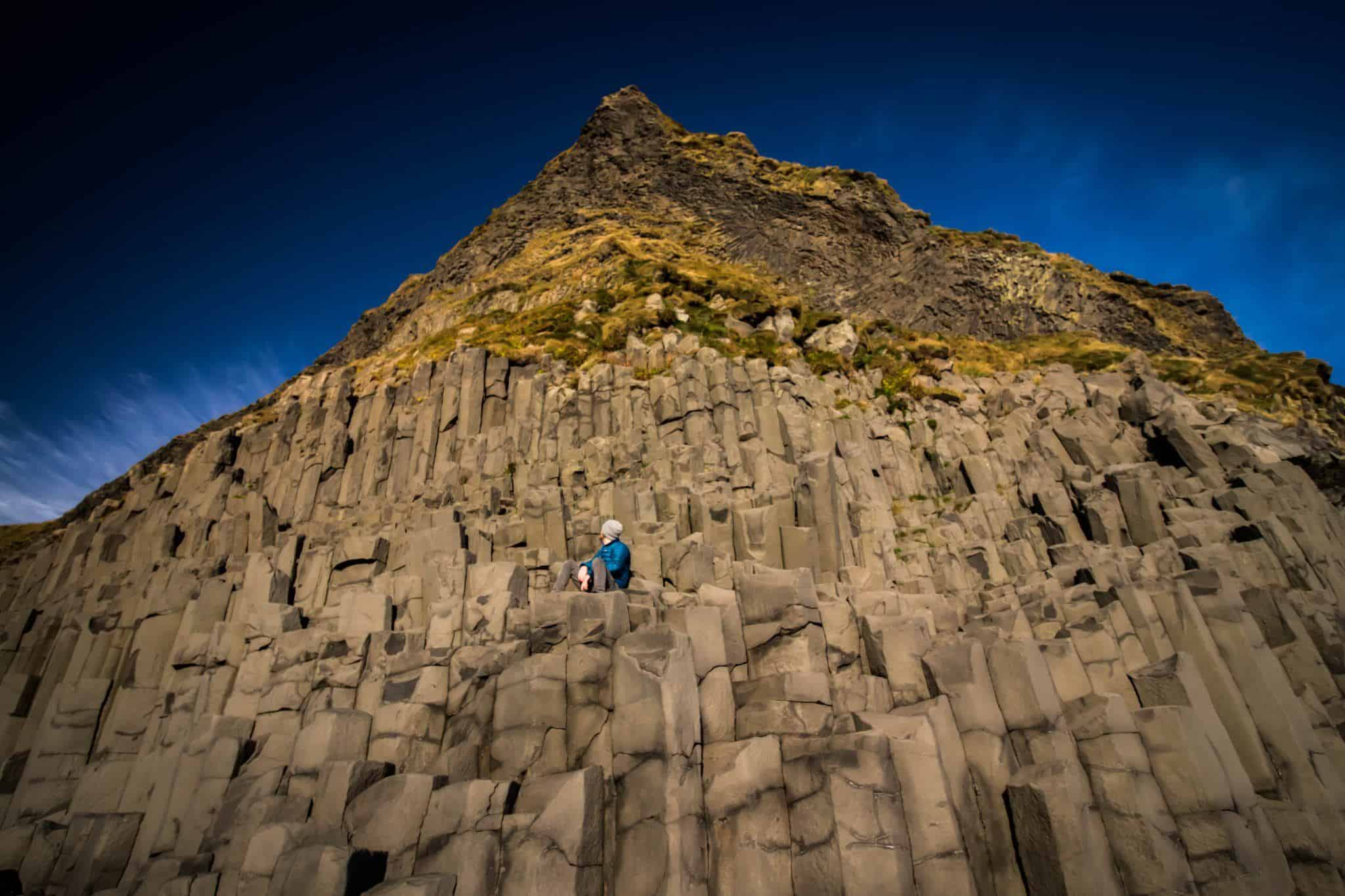 Reynisfjara Black Sand Beach Iceland - Road trip in Iceland