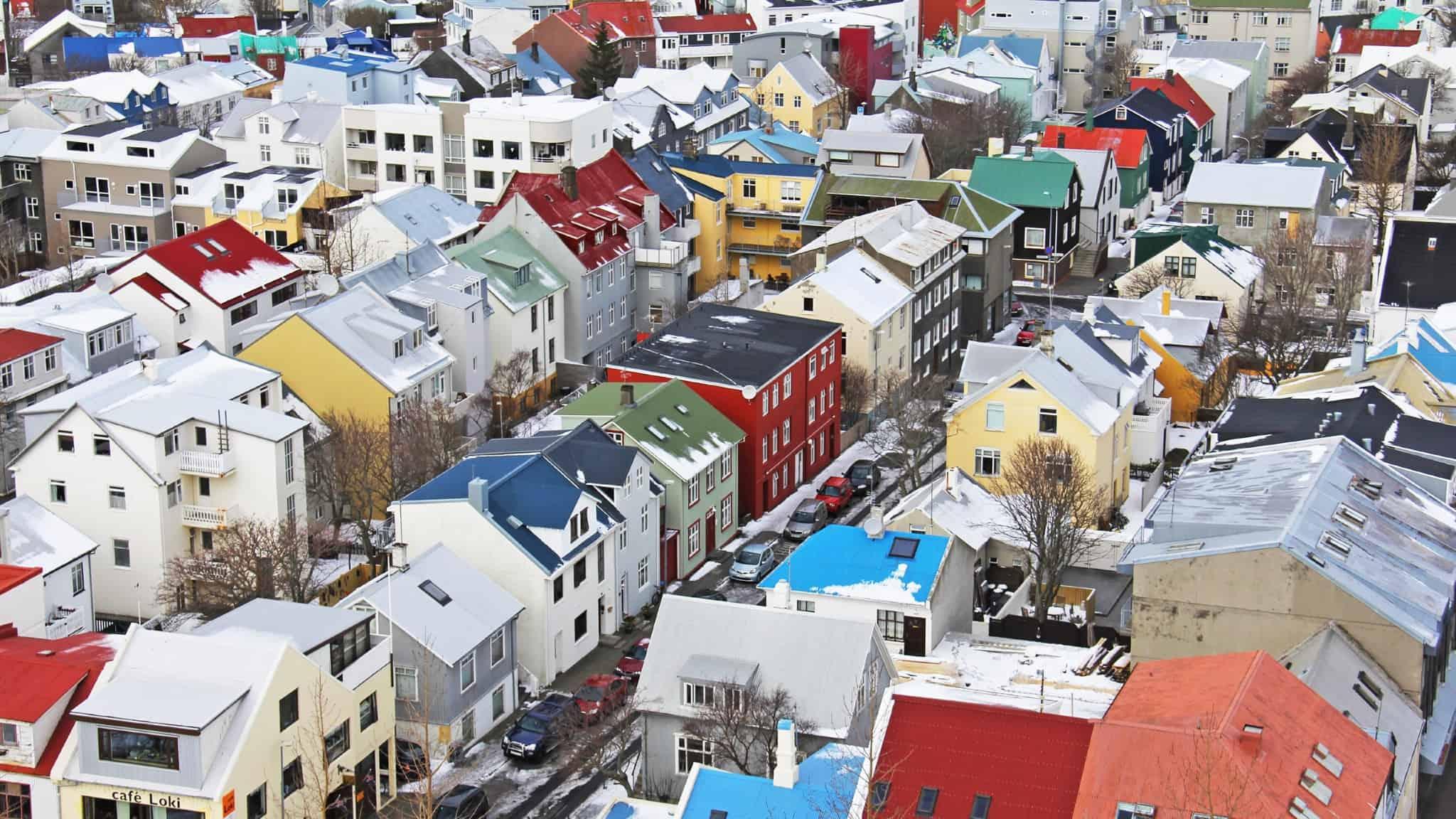 Reykjavik Most Beautiful Cities in Europe