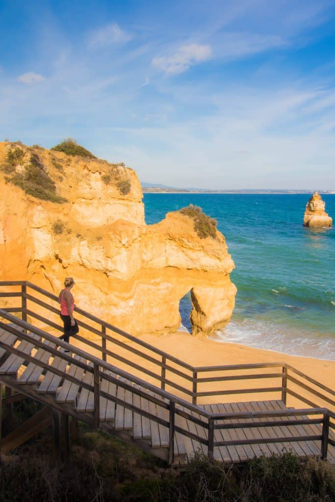 Praia do Camilo - Best Beaches in the Algarve