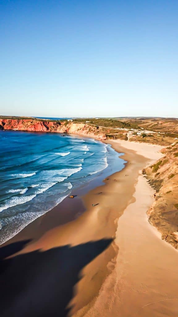 Praia do Amado - Best Beaches in the Algarve