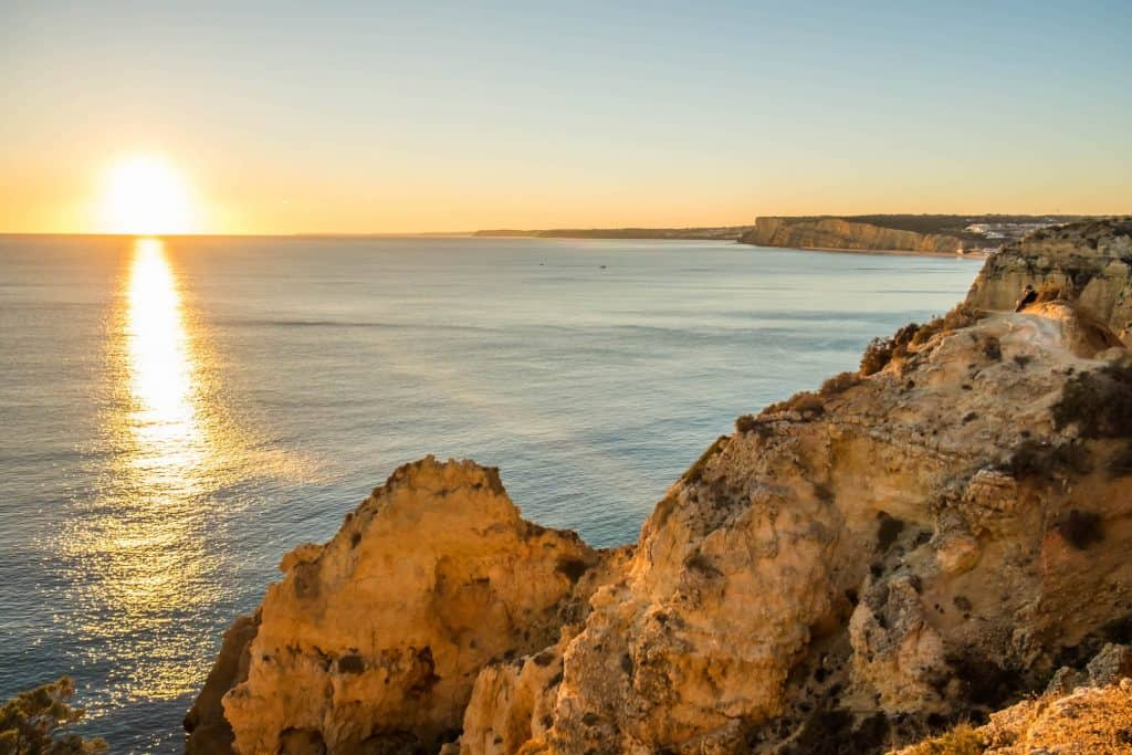 Praia do Canavial - Best Beaches in the Algarve