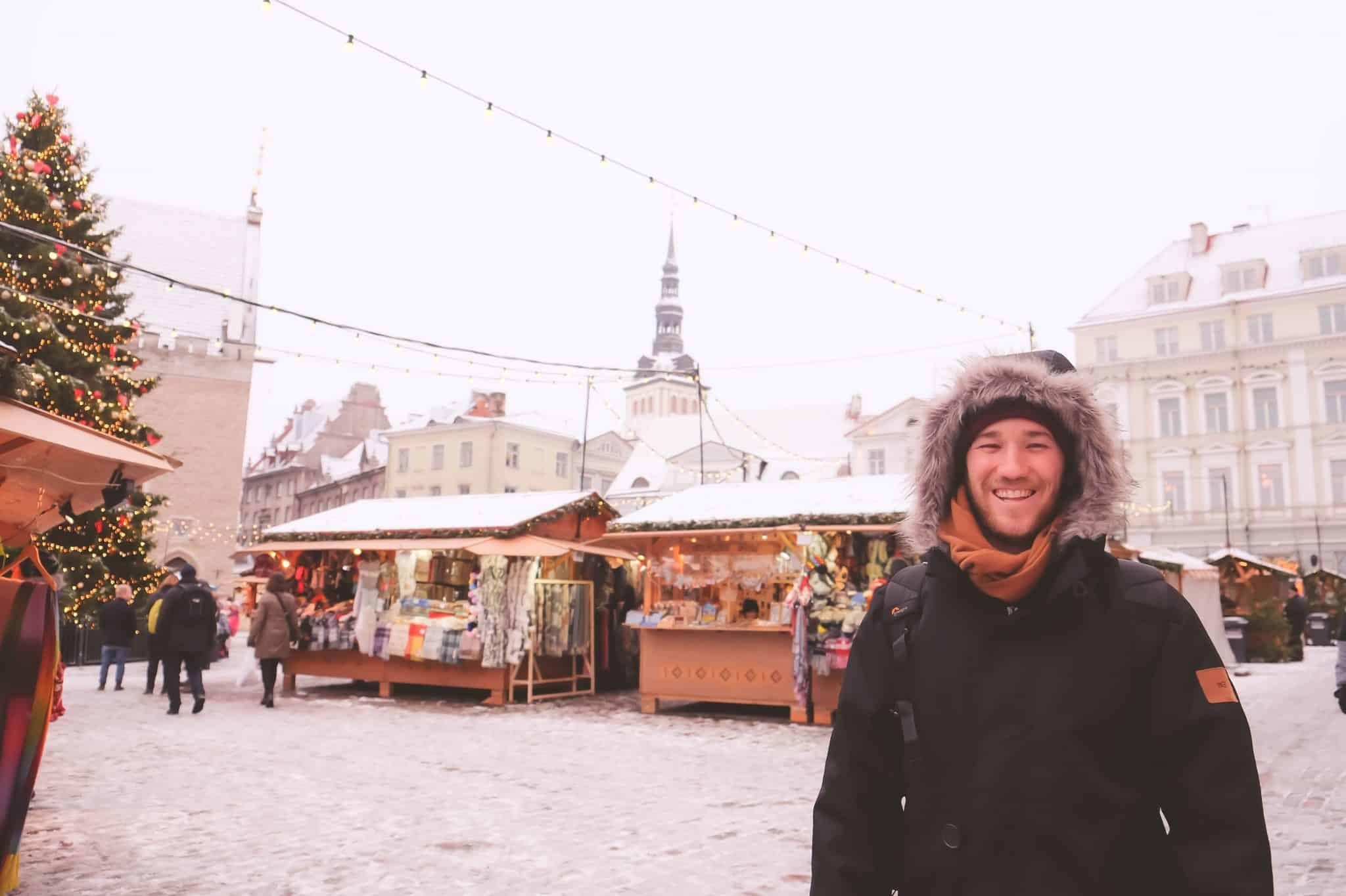 Christmas markets in Estonia