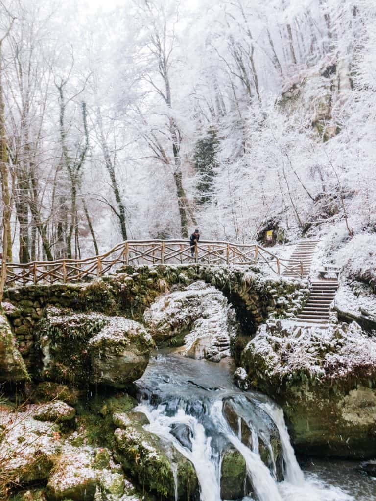 Things to do in Luxembourg - Hike in Mullerthal Bridge