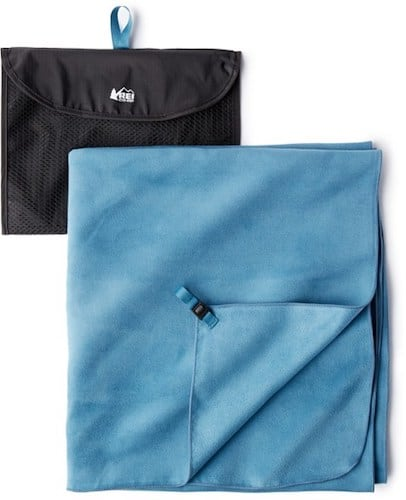 Best Travel Towel - REI Micro Lite towel
