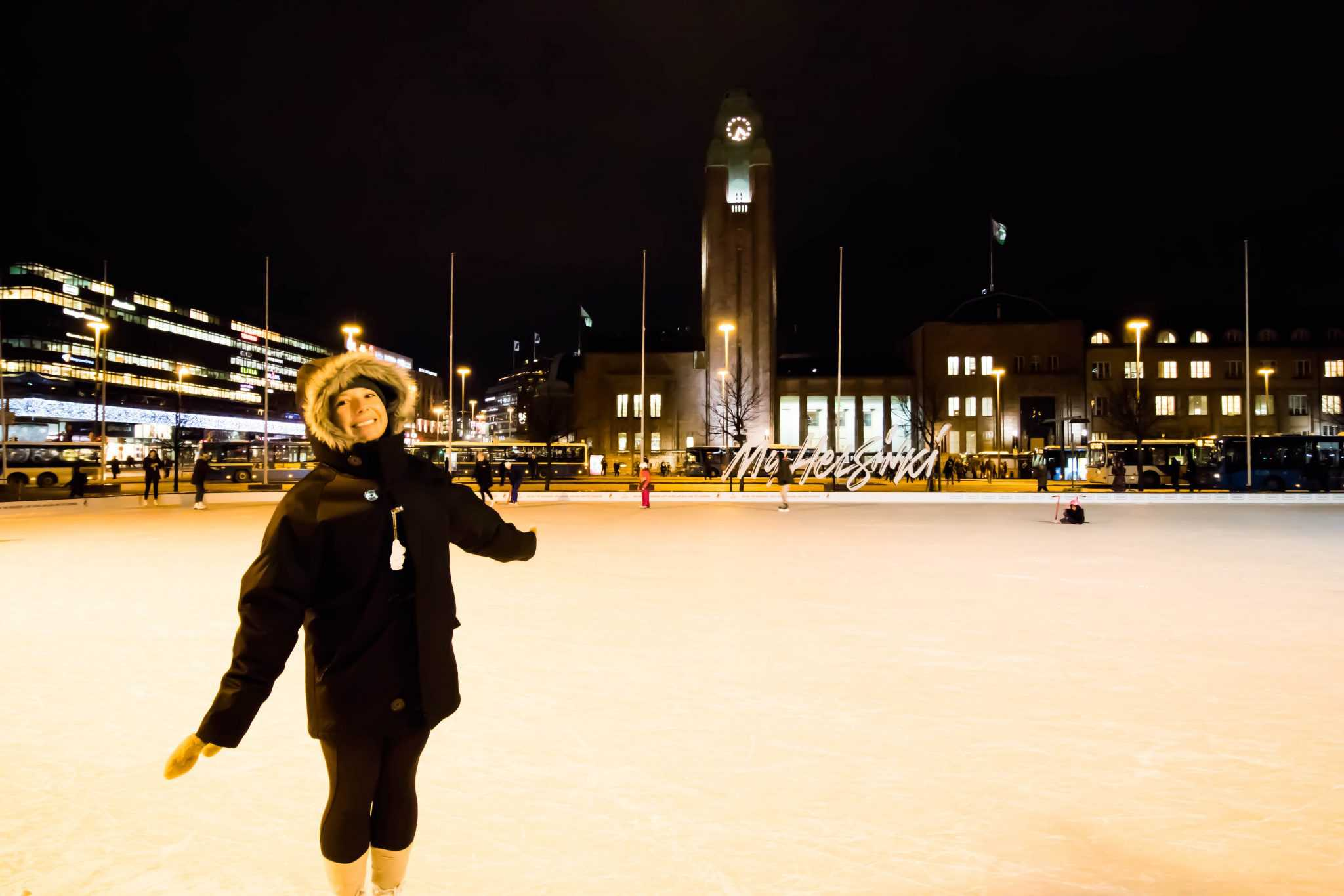 What To Do in Helsinki - Ice Skate