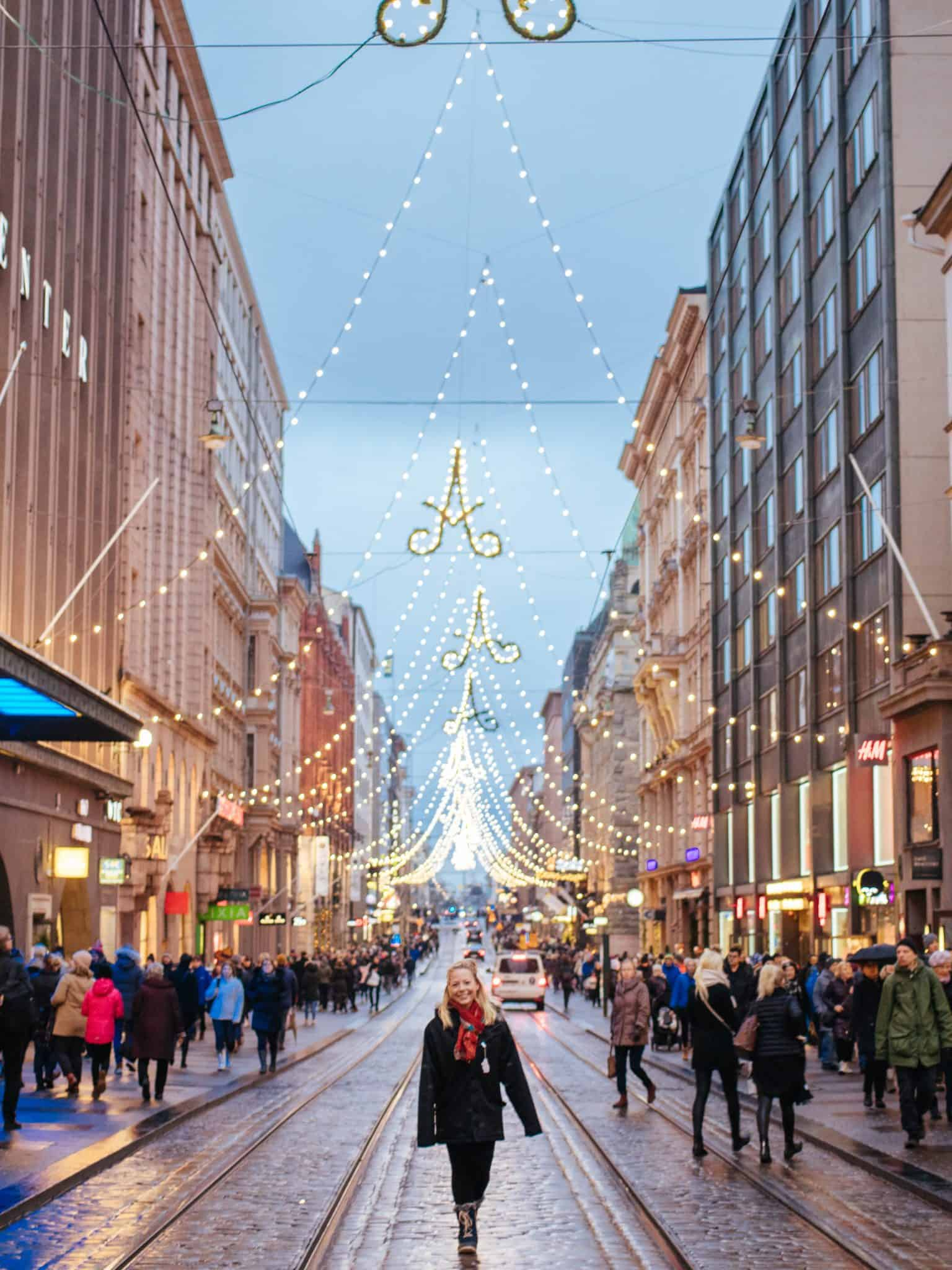 what to do helsinki christmas