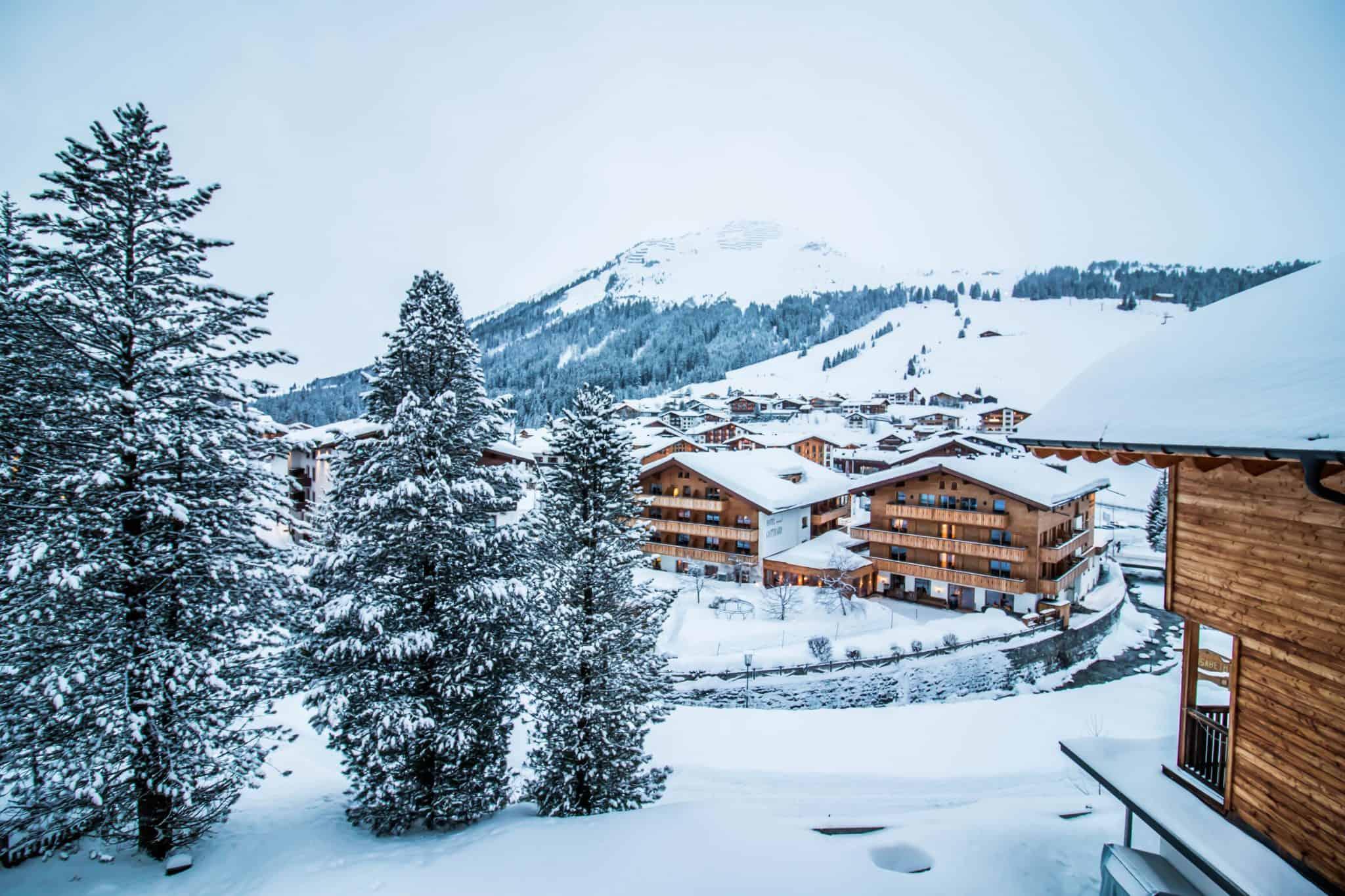 Lech am Arlberg - Austria
