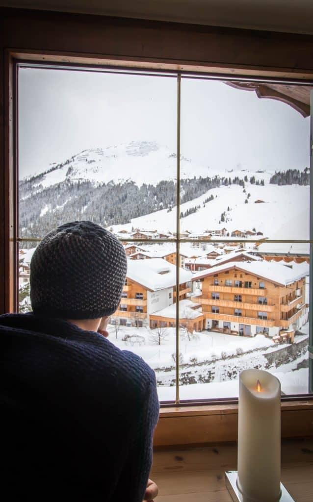 Austrian ski holiday