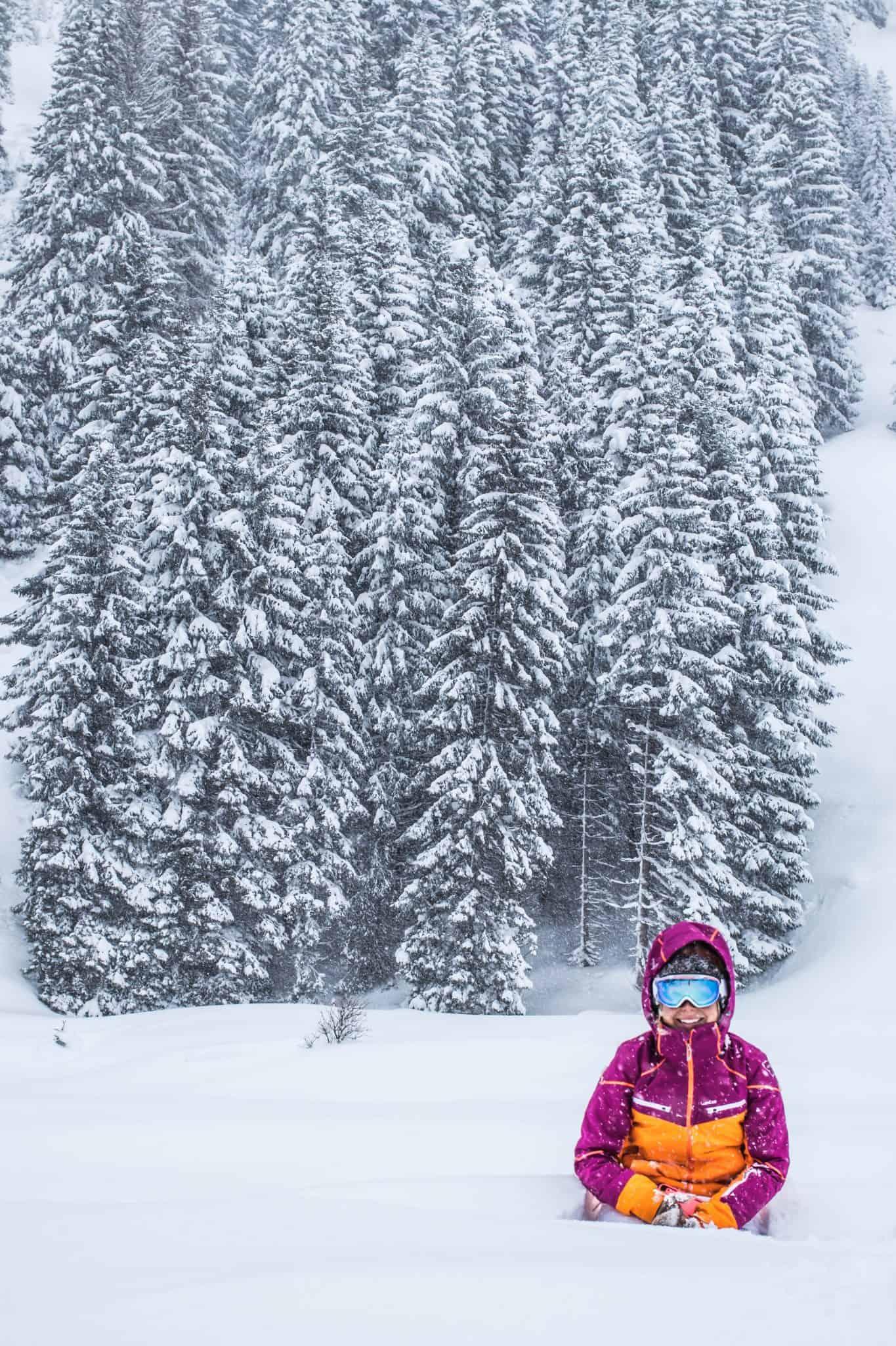 Winter Storm Gargellen Austria Natasha Alden