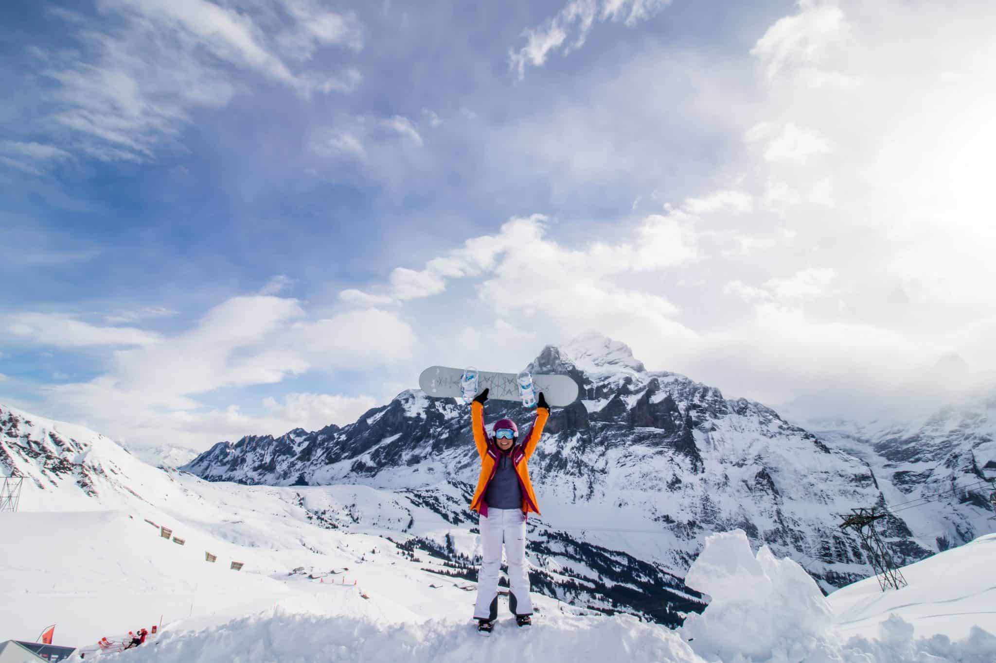 Things To Do In Grindelwald Switzerland In The Winter