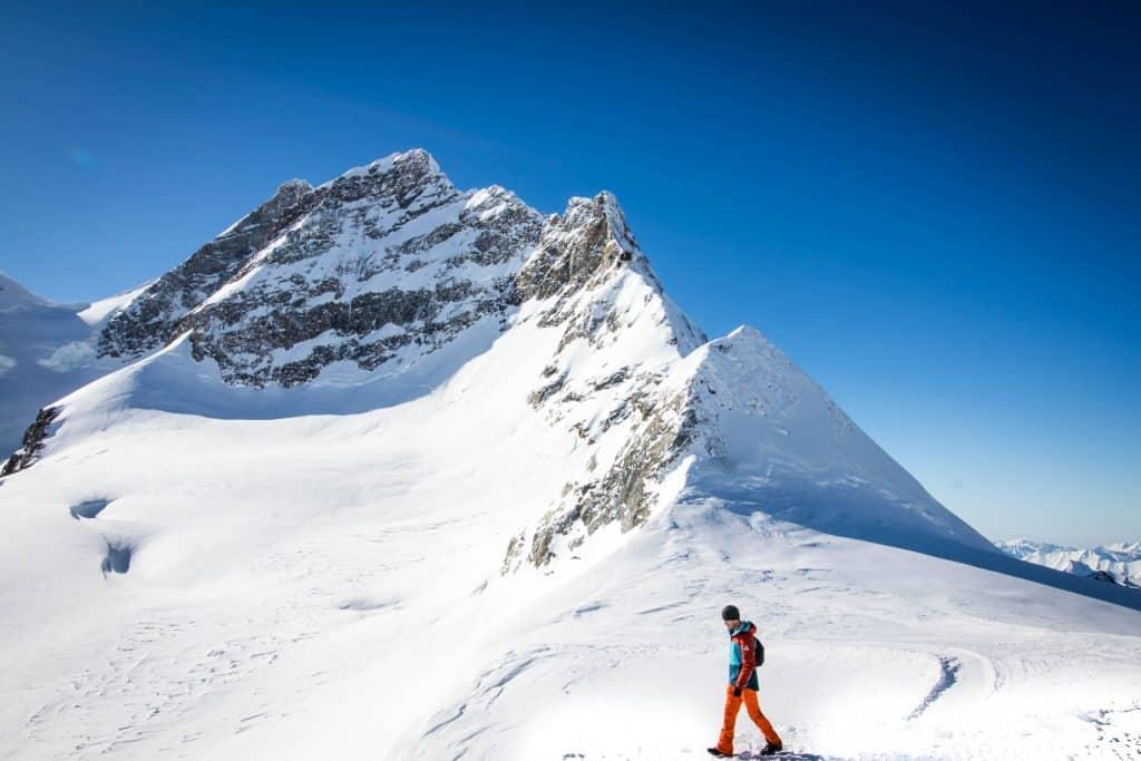 Winter in Grindelwald