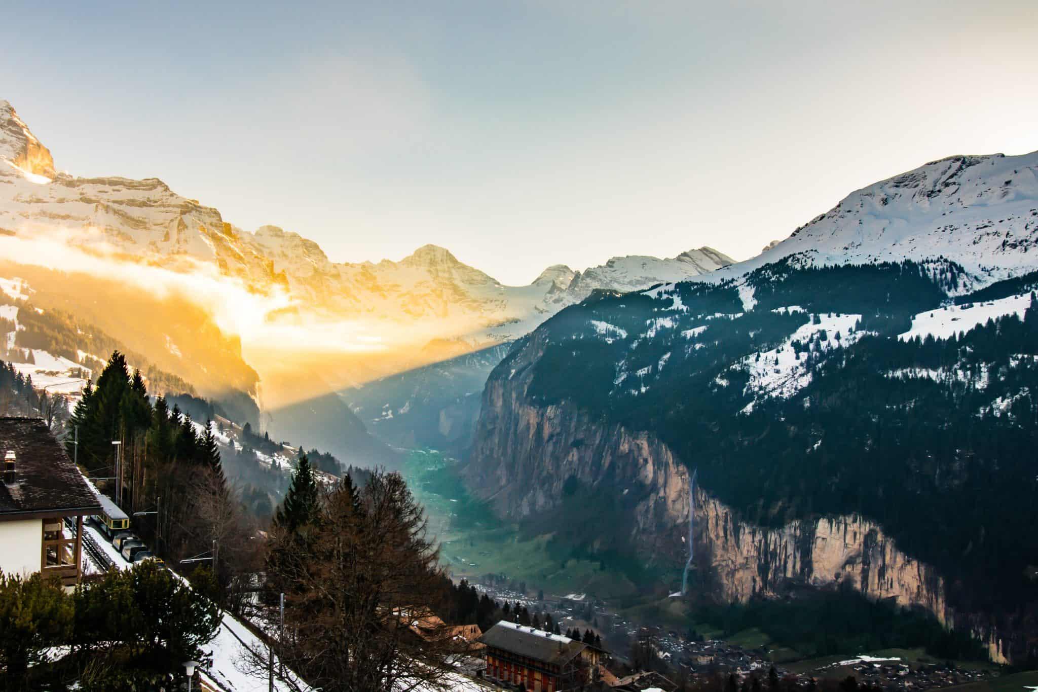 Wengen - Jungfrau