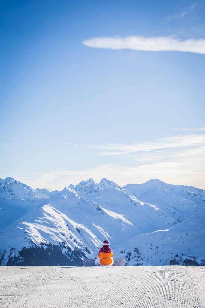 Davos - Parsenn Ski Guides