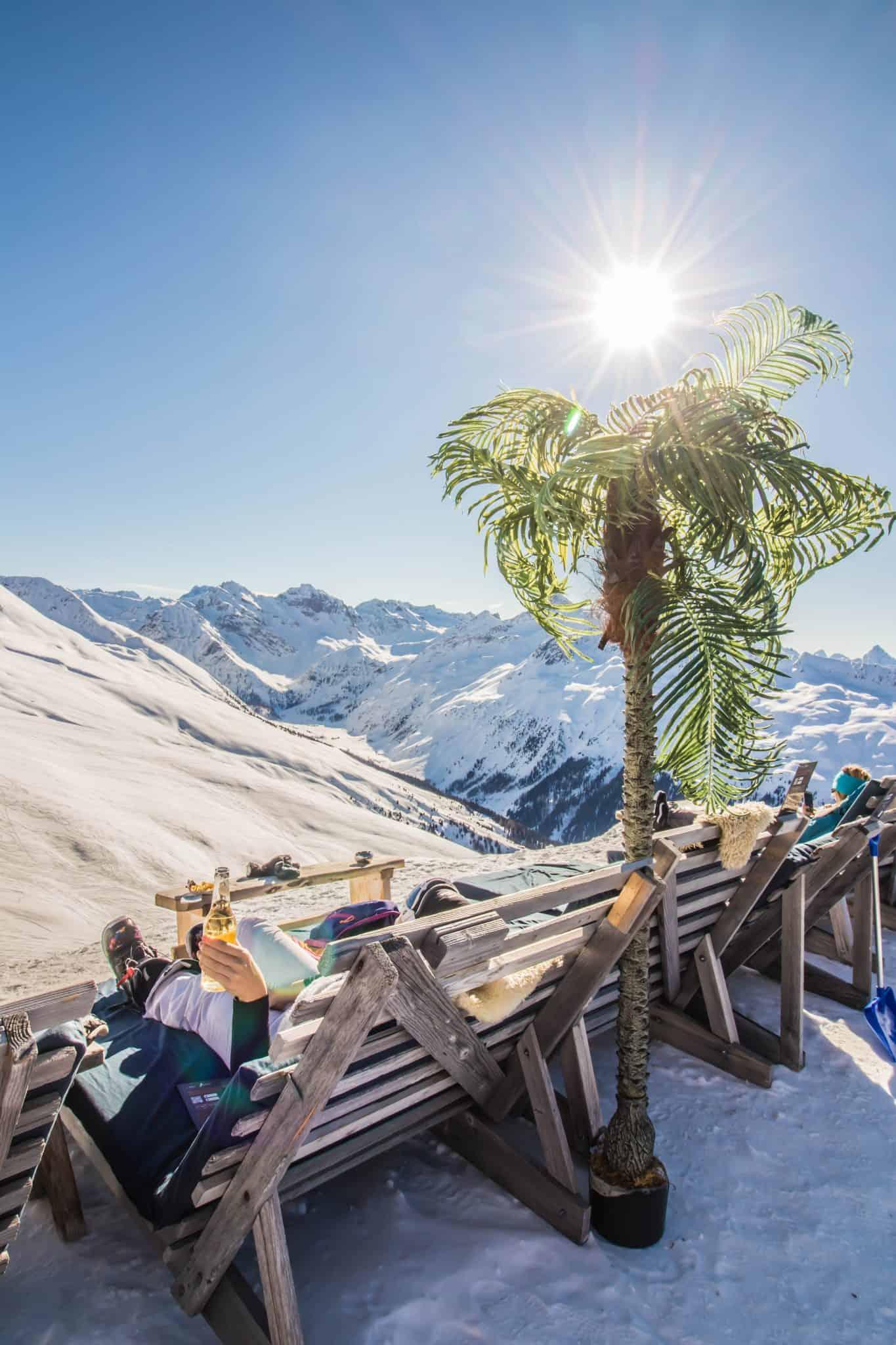 Jakobshorn - Davos Piste Guide 2