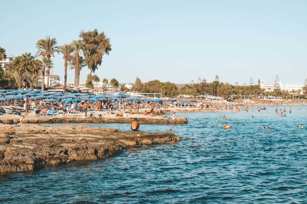Best Beaches in Cyprus - Nissi Beach