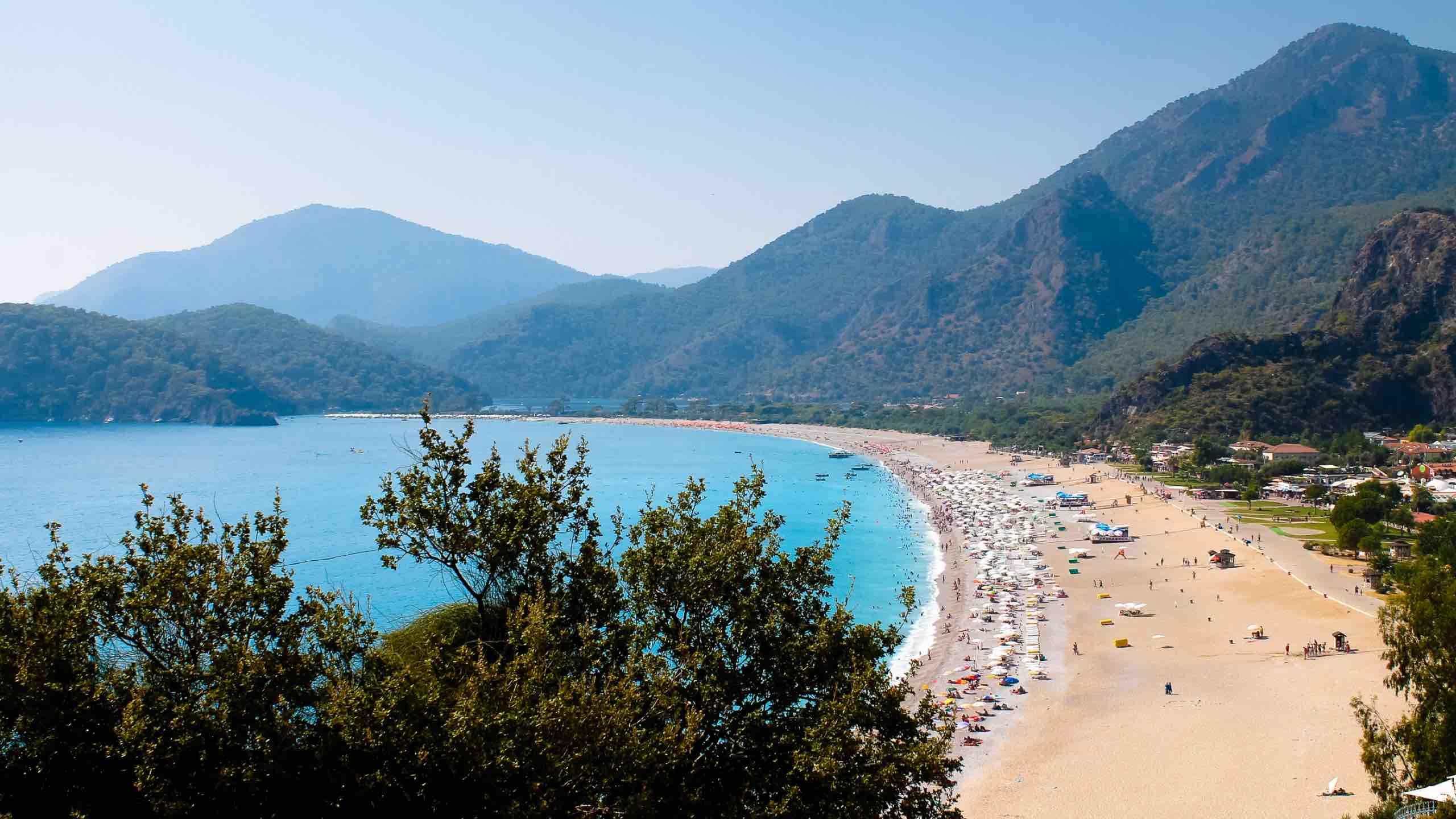 Beaches in Europe