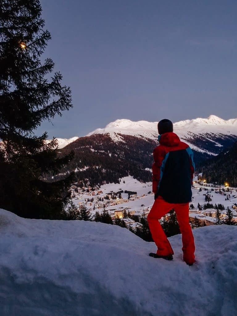 Schatzalp Davos-Klosters Piste Guide 2
