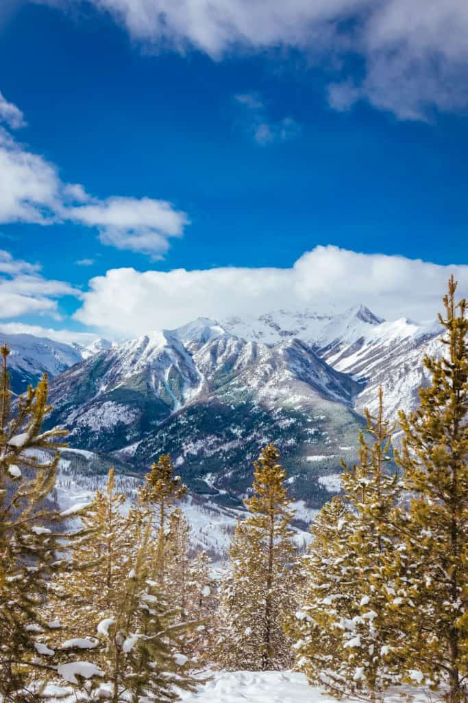 Panorama - Canadian Rockies Ski Resorts