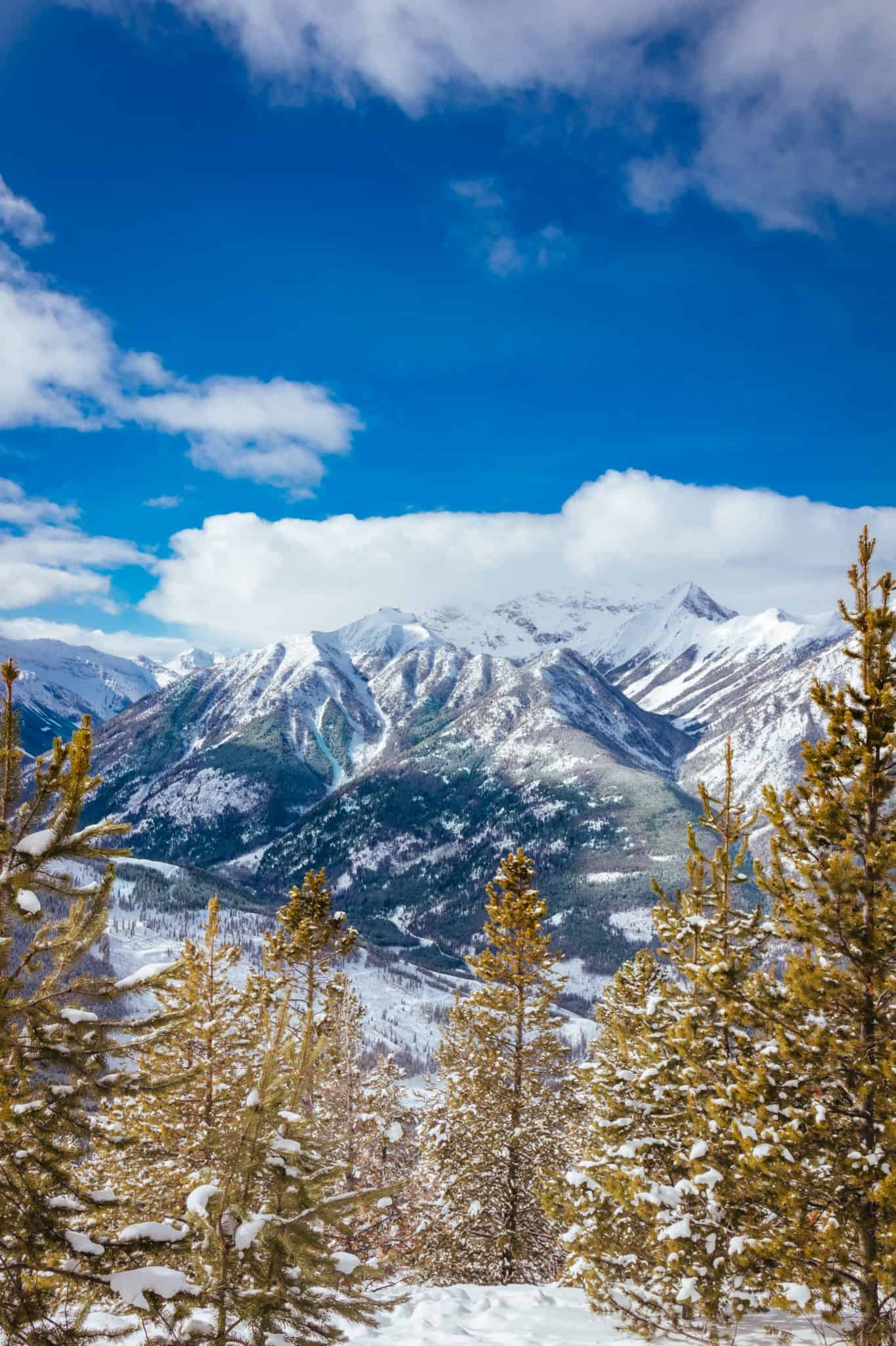 Panorama - Canadian Rockies Ski Resorts