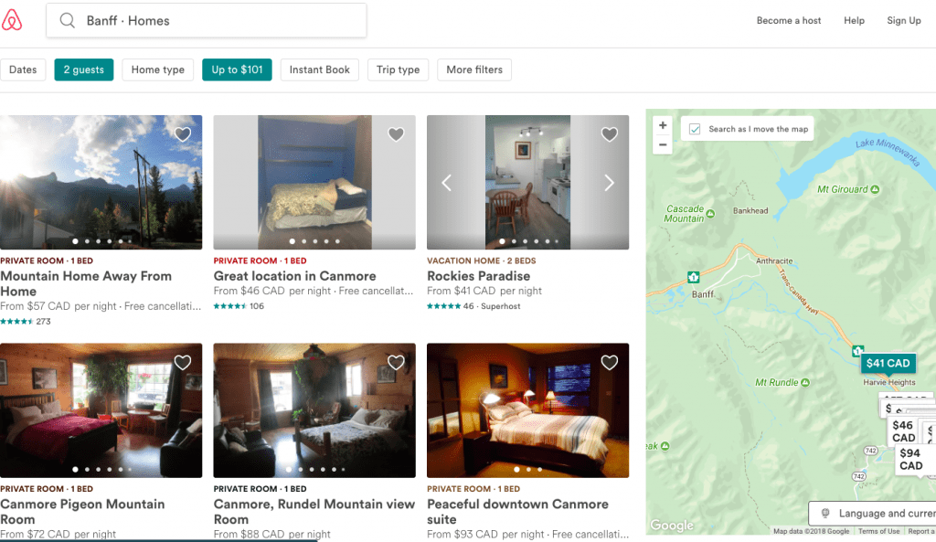Airbnb Tips For Location