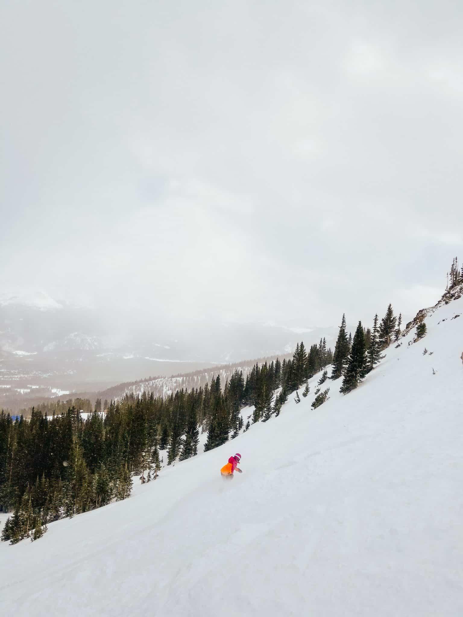 Contest Bowl Breckenridge - Colorado Ski Resorts