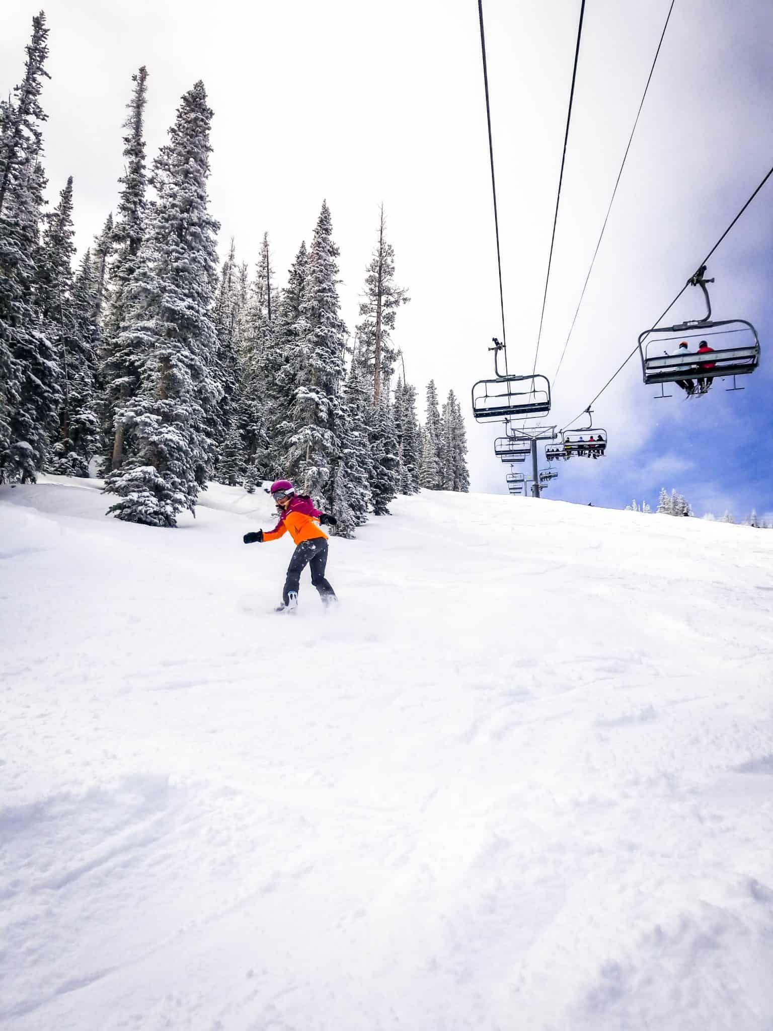 Colorado Ski Resorts - Aspen Snowmass