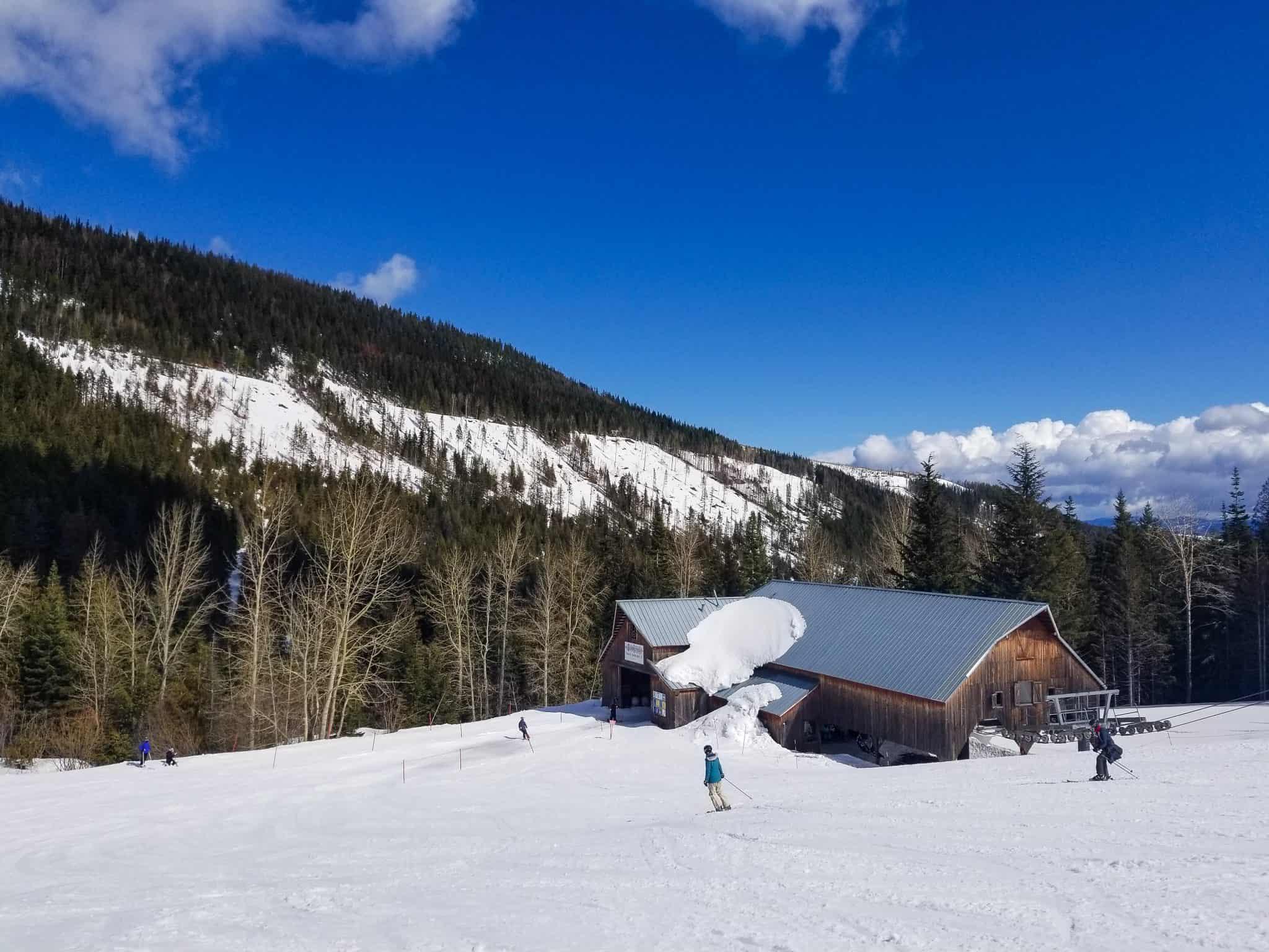 Ski areas in Idaho