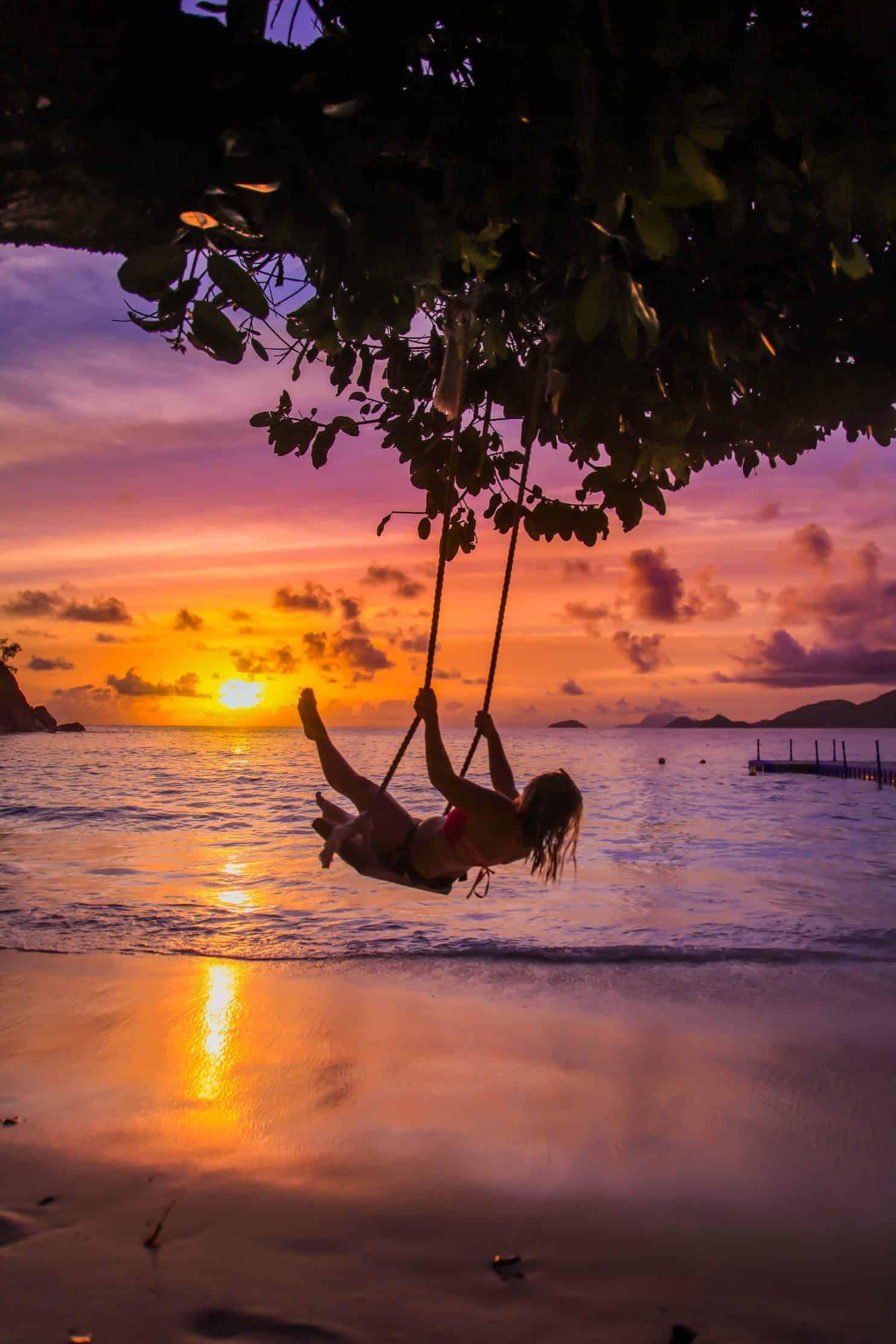 beautiful Seychelles
