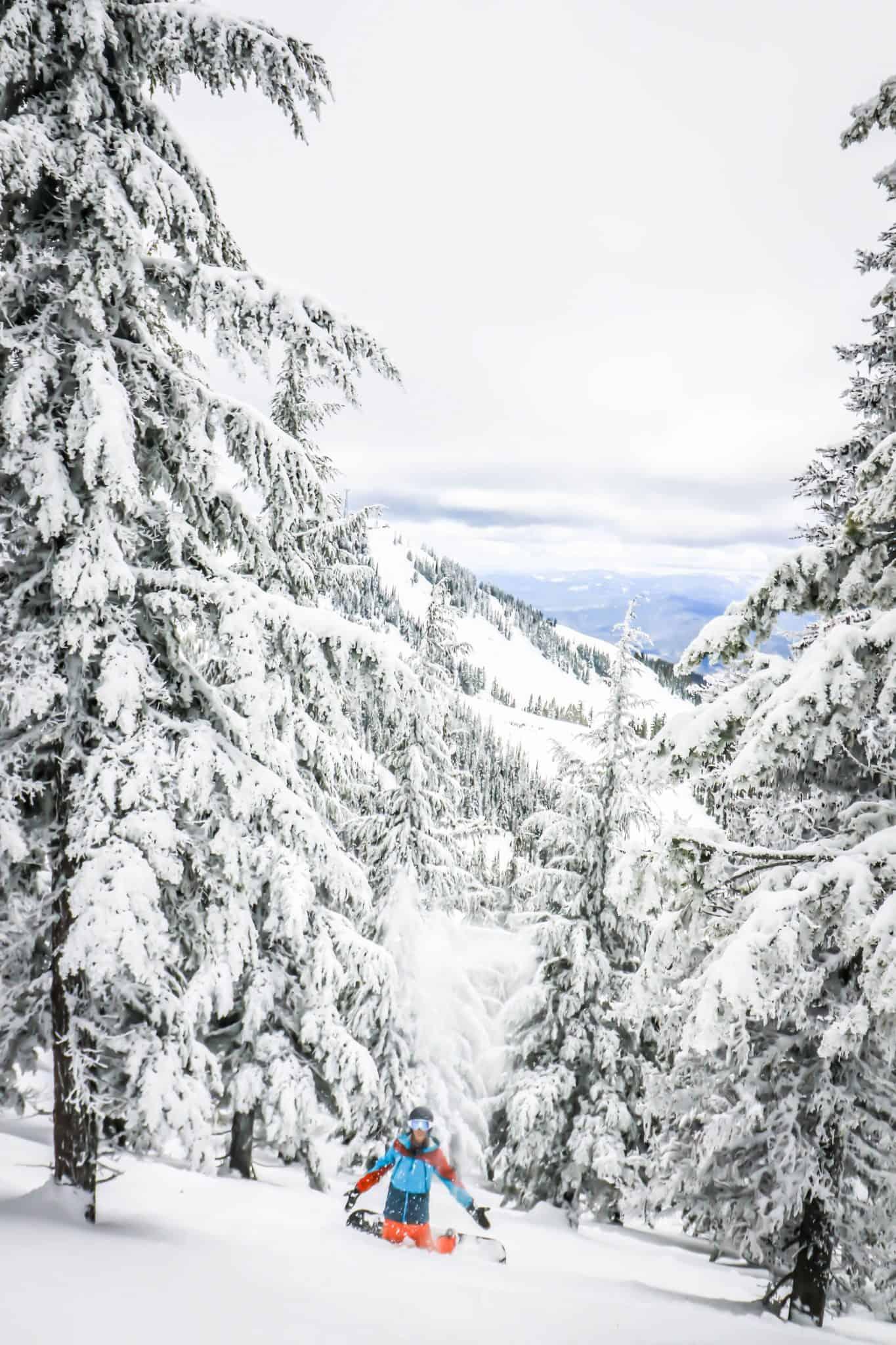 Silver Mountain Idaho