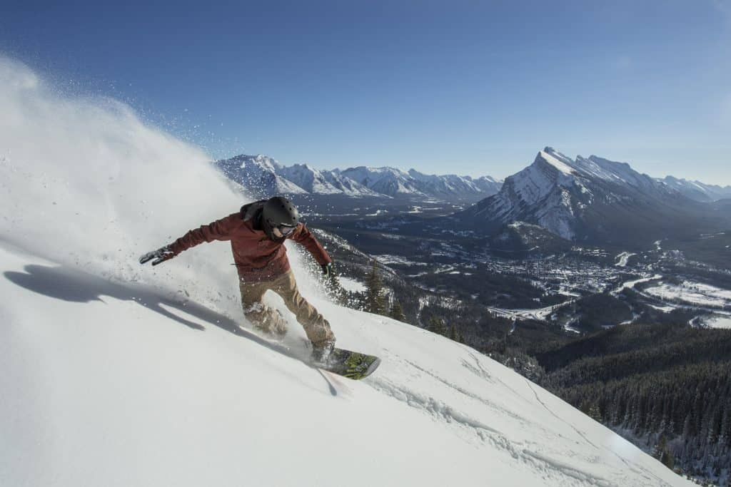 Things to do in Banff Winter - Mt Norquay