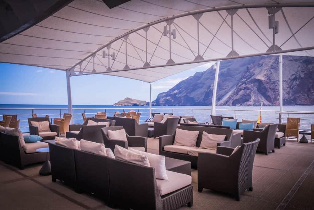 Galapagos Cruise - Santa Cruz II Deck