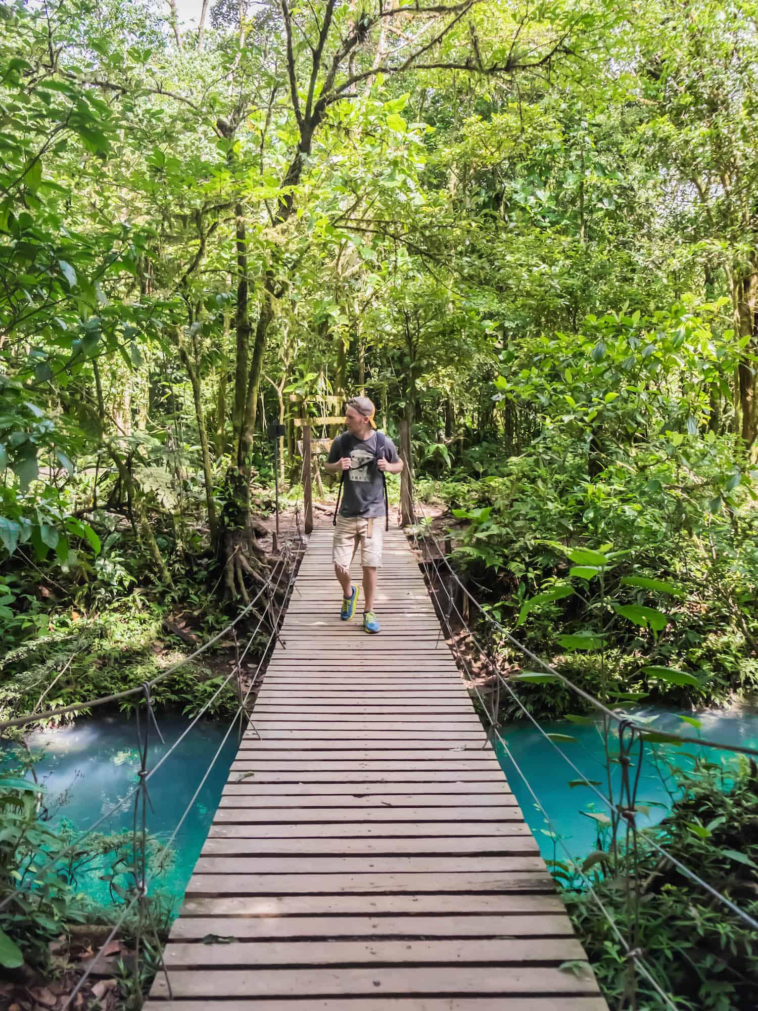Travel in Costa Rica - Cameron Seagle