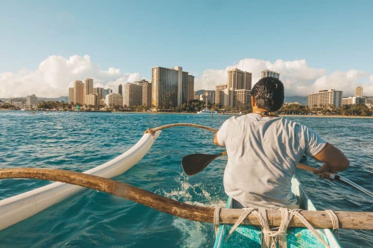 Plan TripBest Dry Bags for Adventure Hawaii - Outrigger Canoe