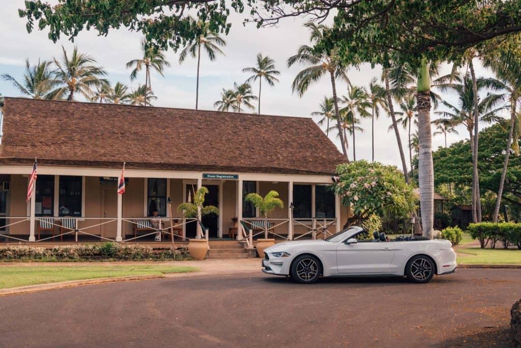 Plan Trip Hawaii - Waimea Plantatoin
