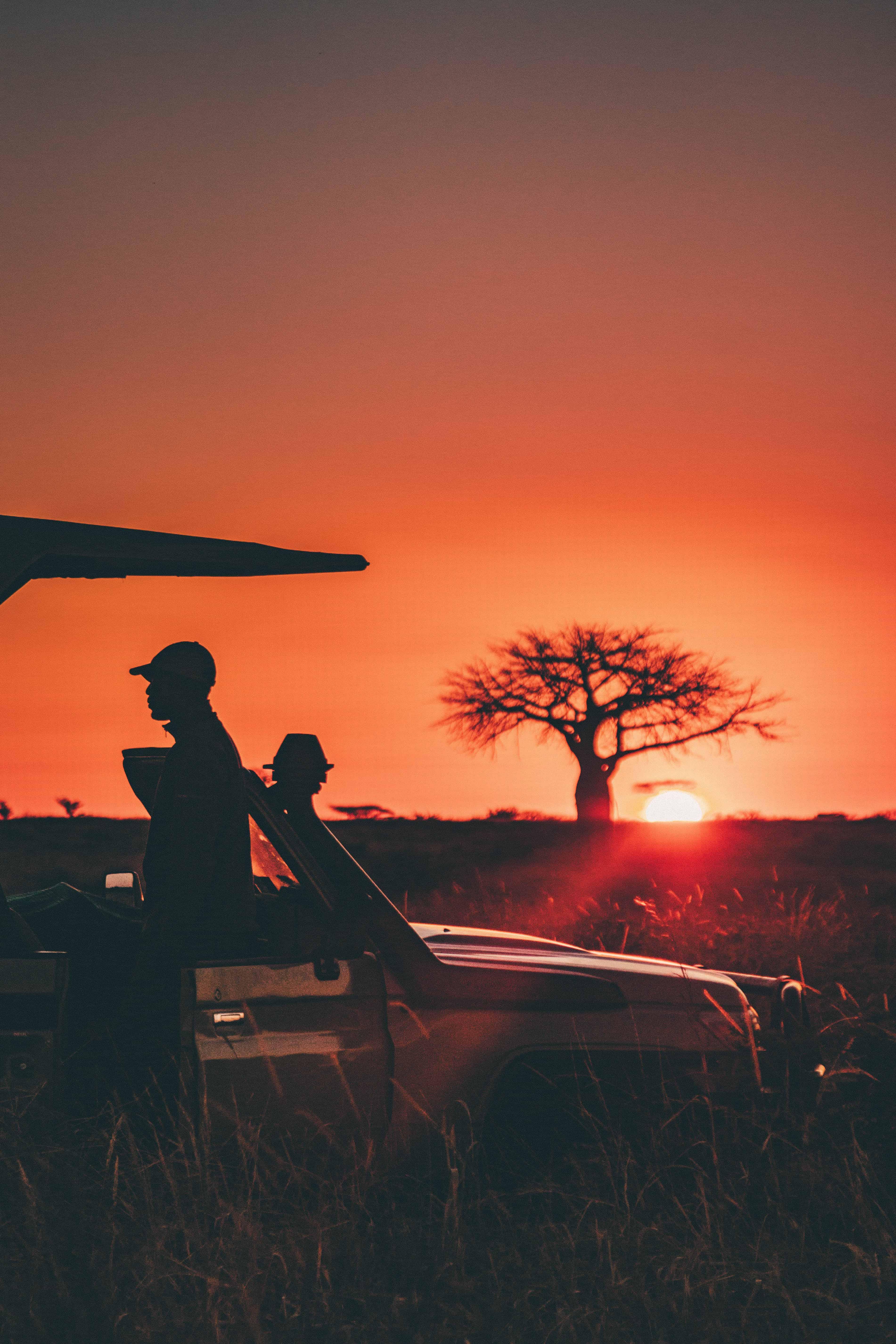 vest for safari