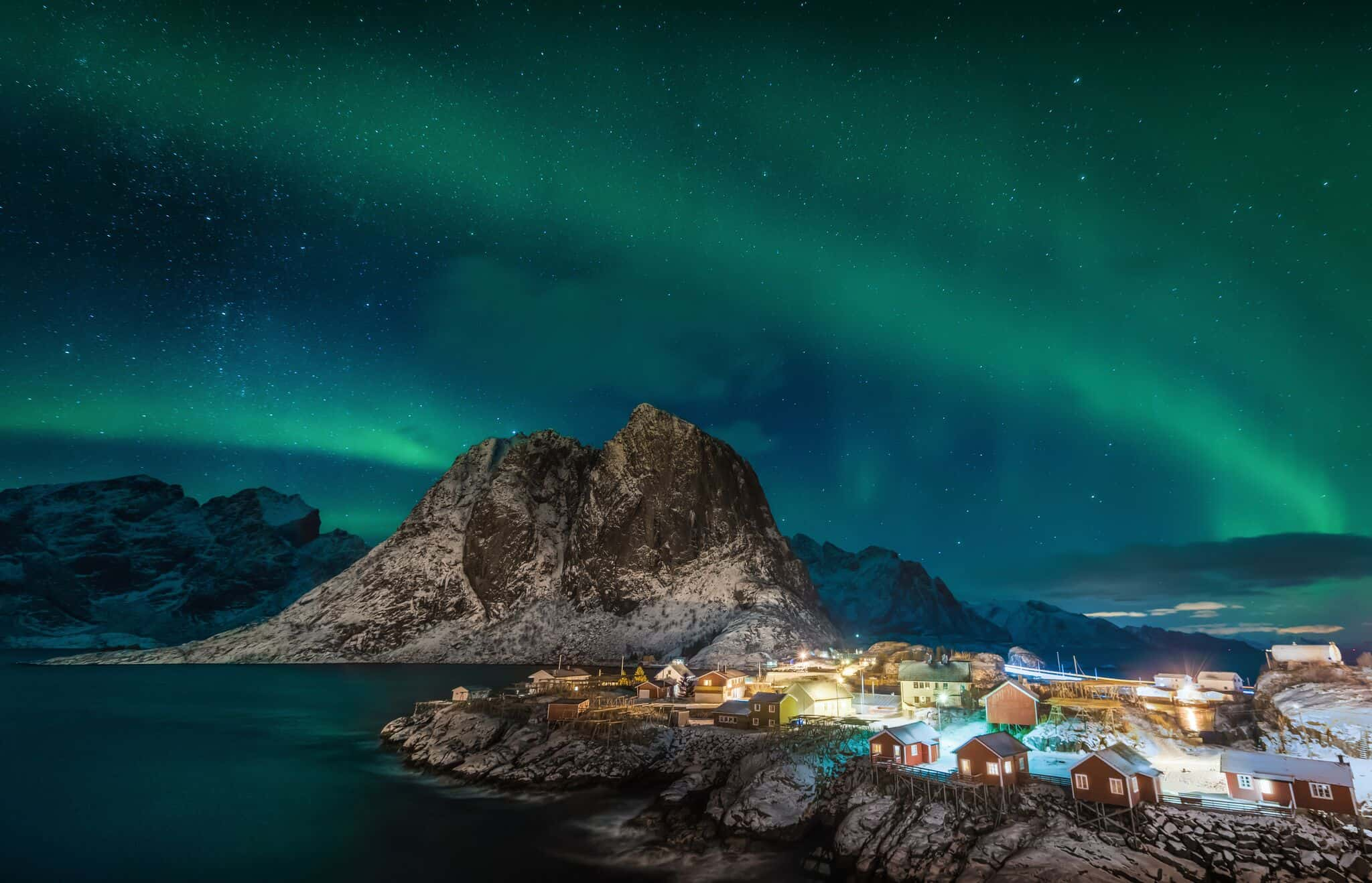 Northern Lights Cruise - Lofoten Islands