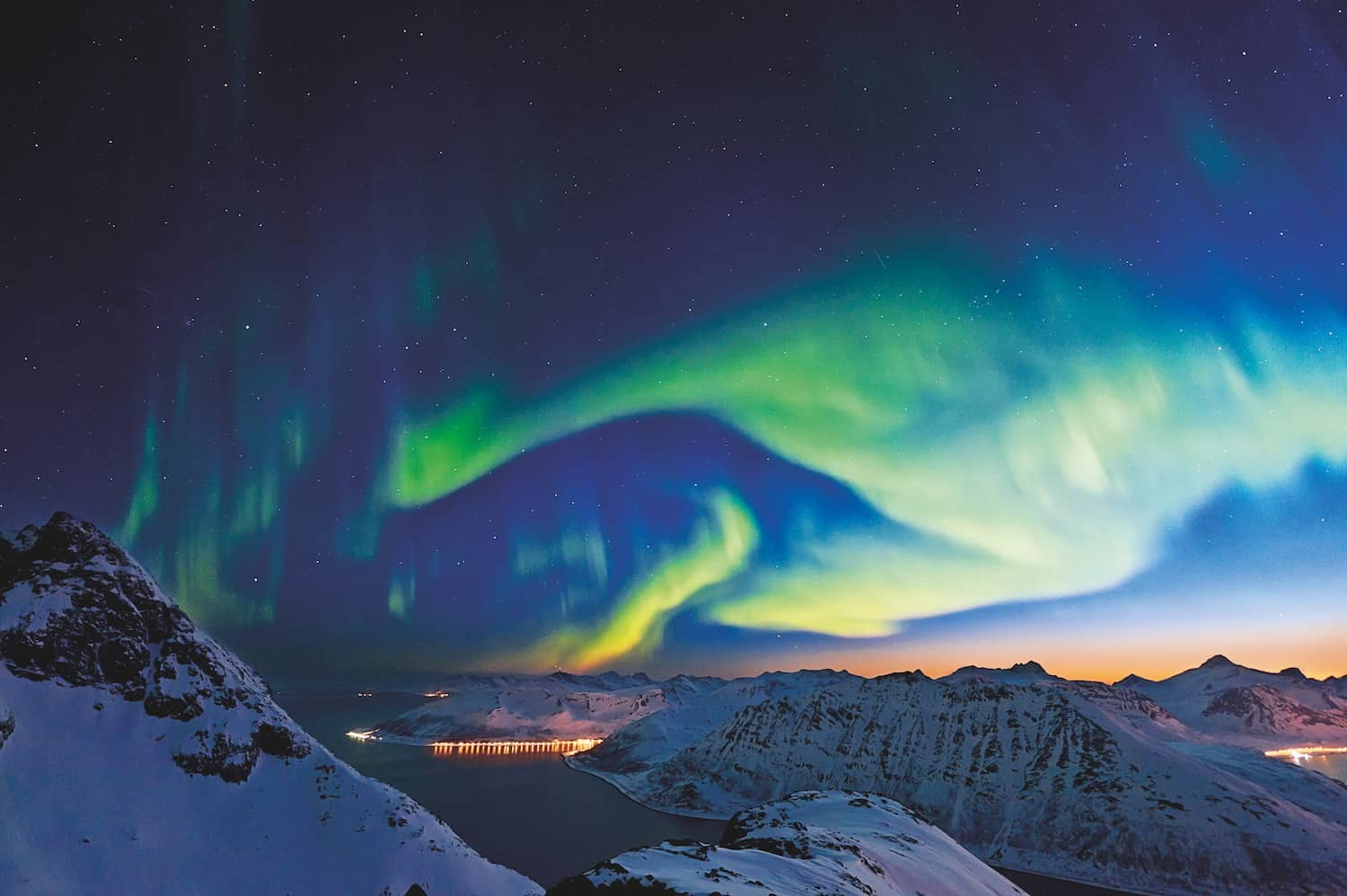 Northern Lights Cruise - Norway