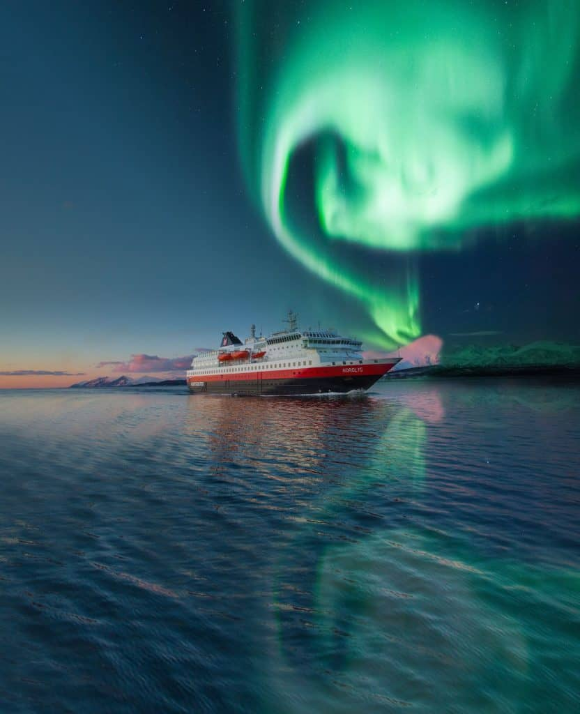 Northern Lights Cruise - Ship
