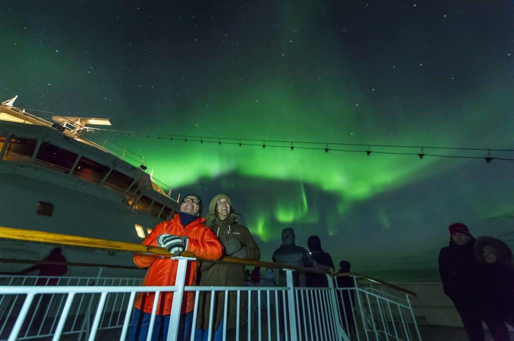 Northern Lights Cruise - Winter Wear