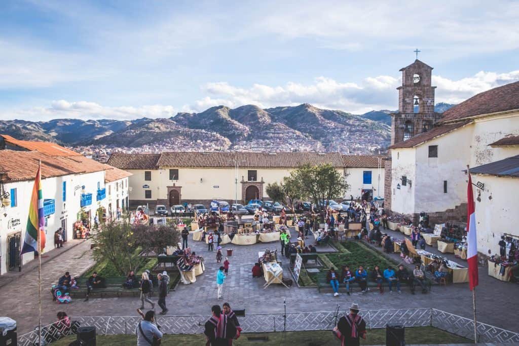 Things to do in Cusco - Iglesia de San Blas