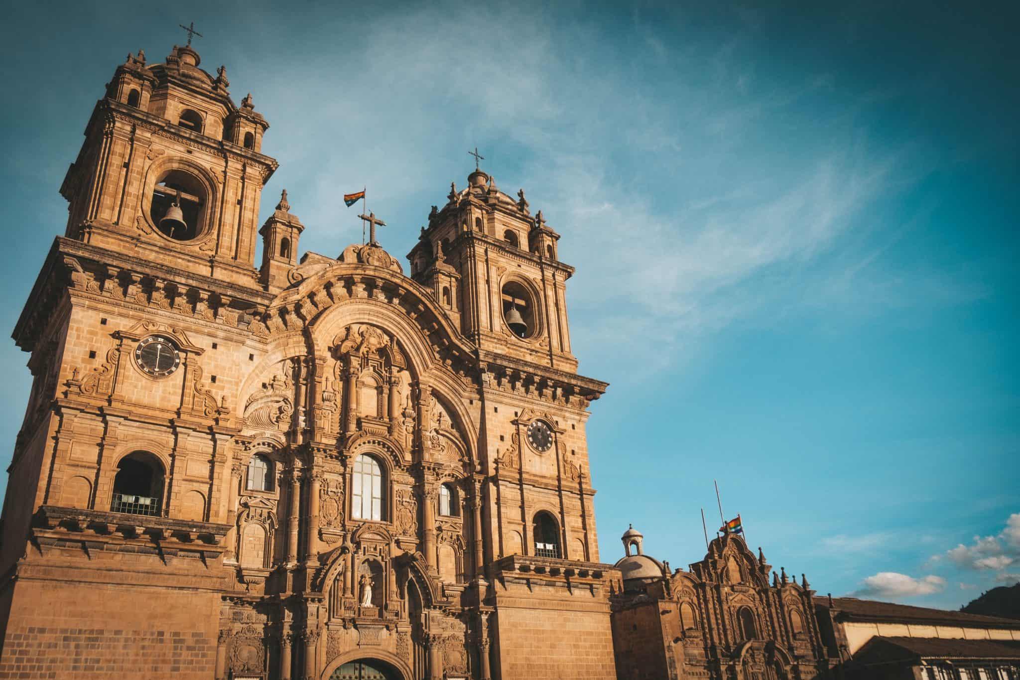 Things to do in Cusco - Iglesia de la Compania de Jesus