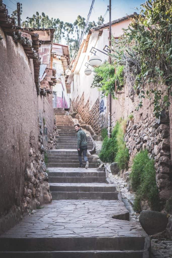 Things to do w Cusco - San Blas