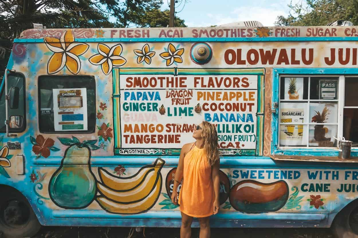 Things to do in Maui - Food Trucks